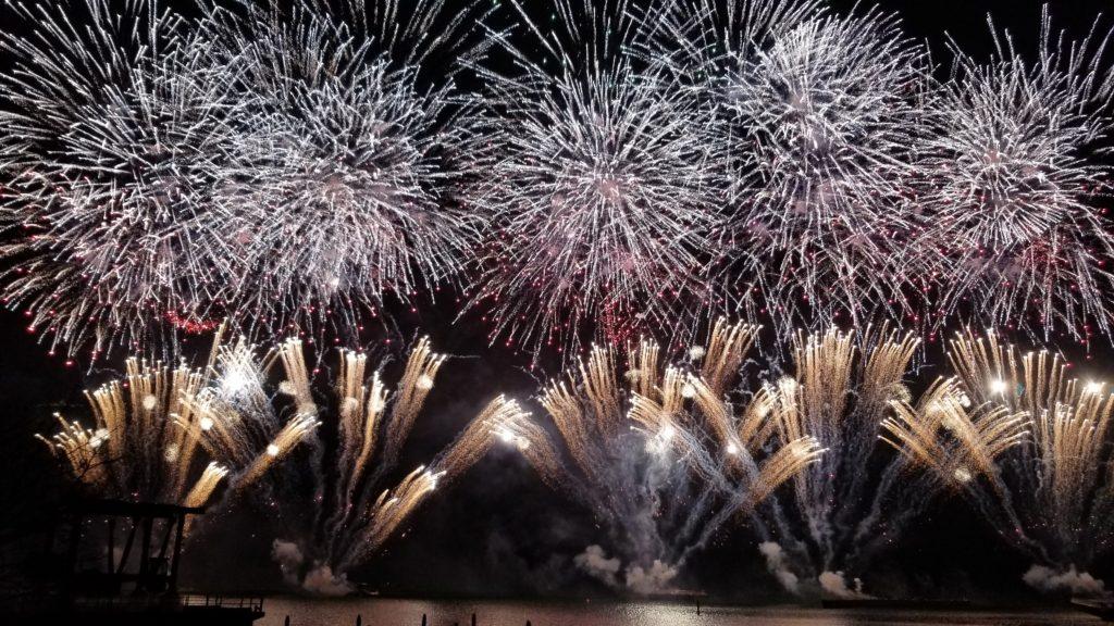 7月8月ハウステンボス花火大会が開催がされます。